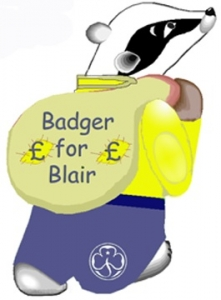 badgerforblair